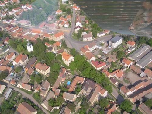 Hřivice letecky 2008